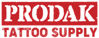 prodak tattoo supply logo 1