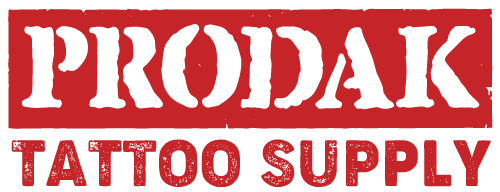 prodak tattoo supply logo