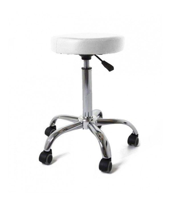 twist rotary chair white