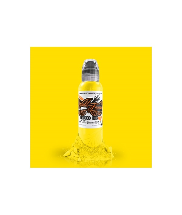 world famous ink canary yellow 15ml 1